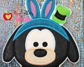 Easter Silly Applique Design