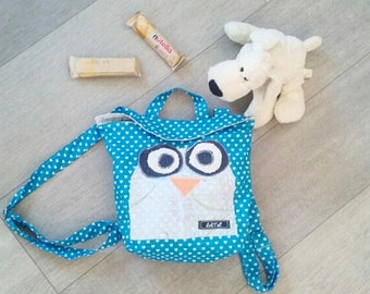 OWL backpack for child