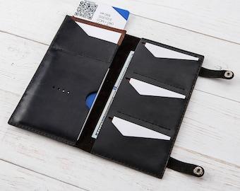 Travel Organizer, Passport Holder, Passport Wallet, Travel Document Holder, Travel Wallet, Passport Case, Card Holder, Travel Accessories