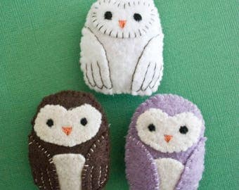 Pocket Pals - Owls
