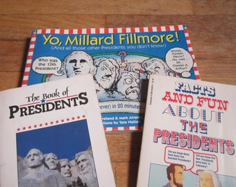 American Presidents, funs facts about presidents