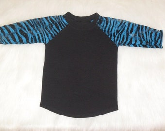 Wholesale Blank Ruffle Raglan Tops In Stock Ruffle Shirts