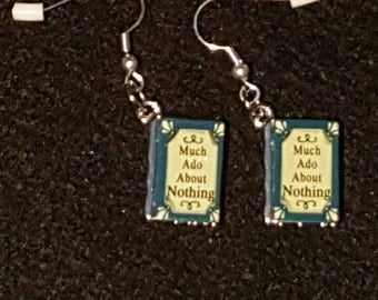 Silver Much Ado About Nothing Earrings.