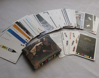 Vintage SIPADIAMONDS.COM Playing cards / Francis Coppola Diamond Collection Playing Cards