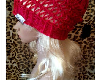 Ladies Beanie Hat Slouch Spring Breeze Collection
