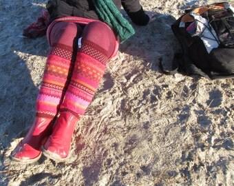 Warmers - legwarmers Edana Gr. M