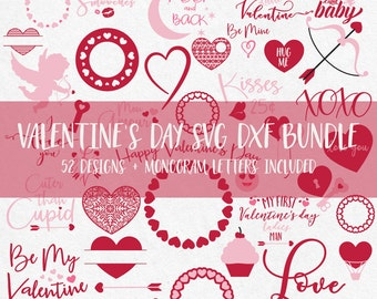 Valentine Svg Bundle, huge svg bundle, valentine svg, valentine svg files, valentine monogram svg, valentine svg designs, valentine svg kids