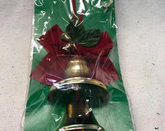 Vintage Three Bell Door Ringer