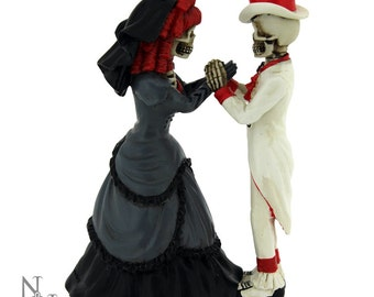 Devoted To You figurine day of the dead