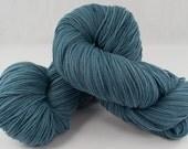 Verglas Sweater, Knitting Kit, Glacier
