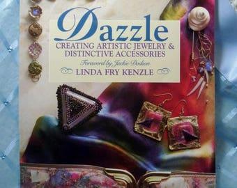 Vintage Dazzle Book by Linda Fry Kenzle