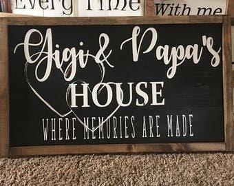 Gigi & Papa's House
