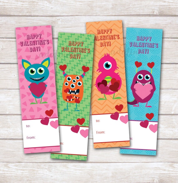 It's just a graphic of Luscious Printable Valentines Bookmarks