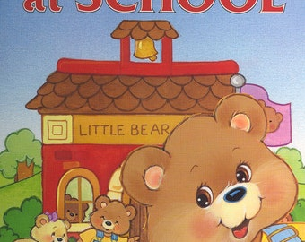 Personalized Children's Book - First Day of School