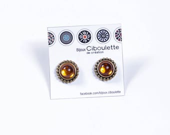 Chives jewelry - Earrings