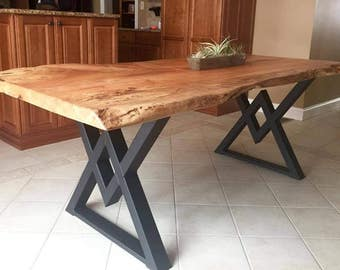 Dining table legs | Etsy