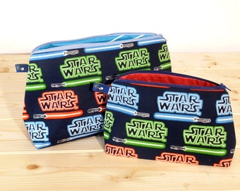 Star Wars Cosmetic or Toiletry Bags