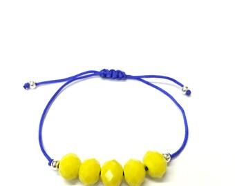 SALE!!! Adjustable, Bead, Bracelet