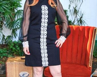 Fabulous 1960s Dress