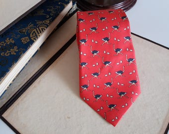 Hermes Silk Tie/ Hermes Necktie/ Vintage Hermes Tie