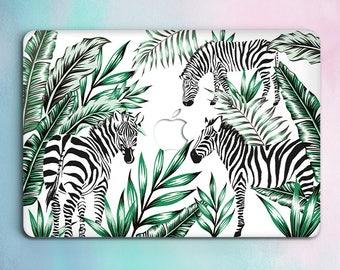 Zebras Macbook Case Animal Mac Book Pro Case Mac Book Air Case Mac Book Case Mac Book Cover Case for Macbook Pro Retina Mac Pro Case 13 075