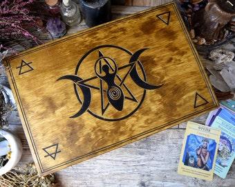 Altar Box, Goddess