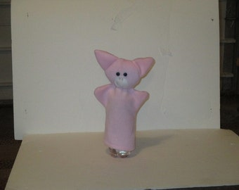 hand puppets pig
