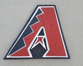 Arizona Diamondbacks Pallet Sign | Diamondbacks | Arizona Diamondbacks | Arizona | Diamondbacks Wood Sign | Pallet Wood Sign
