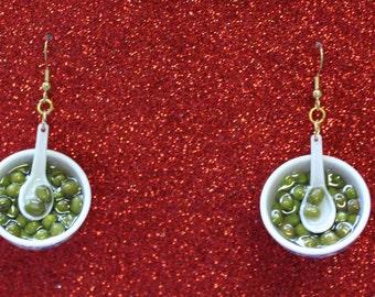 Yummy Bowl Earrings