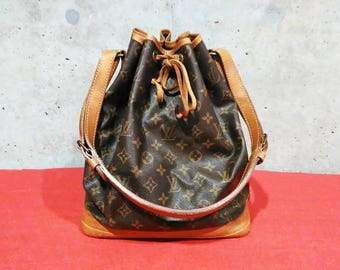 Louis Vuitton Tassen Blauw