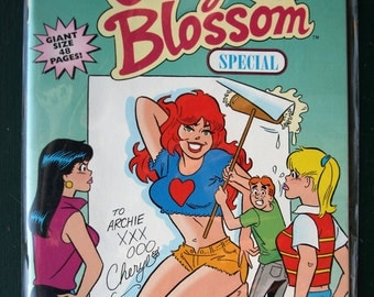 Cheryl Blossom Special no. 1 - Archie Comics - Artists Dan DeCarlo and Dan Parent, NM