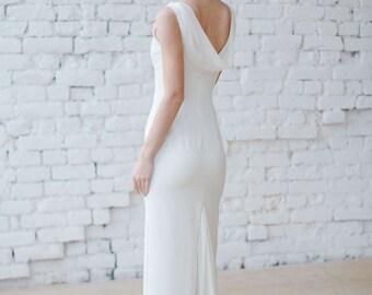 "Classic wedding dress ""Lilly"""