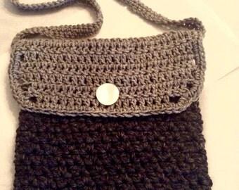 Crocheted Everyday Bag