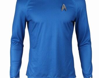 Into Darkness Spock Science Officer Leonard Mccoy Bones Costumes