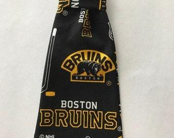 Dog/Cat/Pet Tie Boston Bruins Hockey