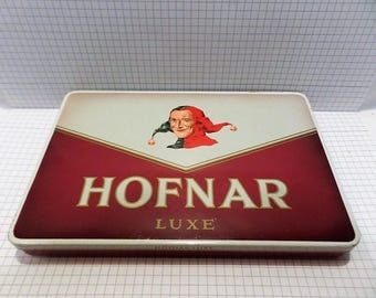 Hofnar Luxe Cigarette Tin Case / Box