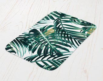 Palm Frond Bath Mat