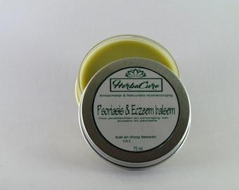 Psoriasis & Eczema balm 75 ml bio-pure nature Herbacure!