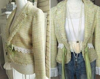 Haute couture jacket | Etsy