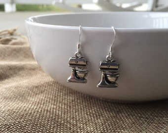 Kitchen Mixer Earrings
