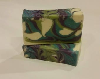 Chillax Shampoo/Body Vegan Cold Process Bar Soap