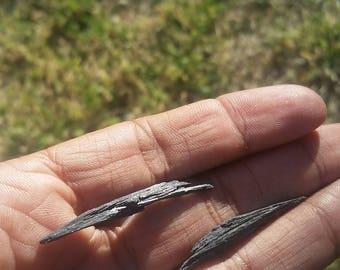 Black Kyanite (lot of 3)