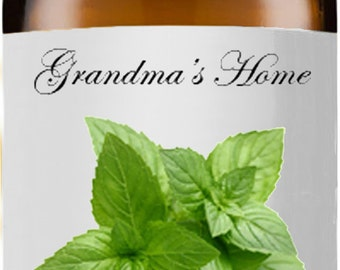 Peppermint Oil Supreme 5mL+ - Grandma's Home 100% Pure and Natural Theraputic Aromatherapy Grade Essential Oils