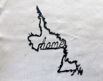 Map - Newfoundland & Labrador