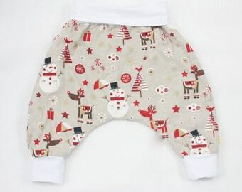 Baby Christmas outfit,christmas Baby,christmas Baby harem pants,Christmas baby,Christmas outfits baby,Baby christmas outfit,Christmas baby