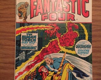 Fantastic Four 131
