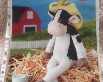 Hattie Holstein cow