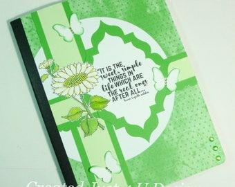Journal, Unique Journal, Unique Writing Journal, Notebook Journal, Writing Journal, Personal Journal, Personal Diary, Diary