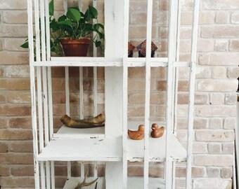 Classic revolving bookcase / bookshelff