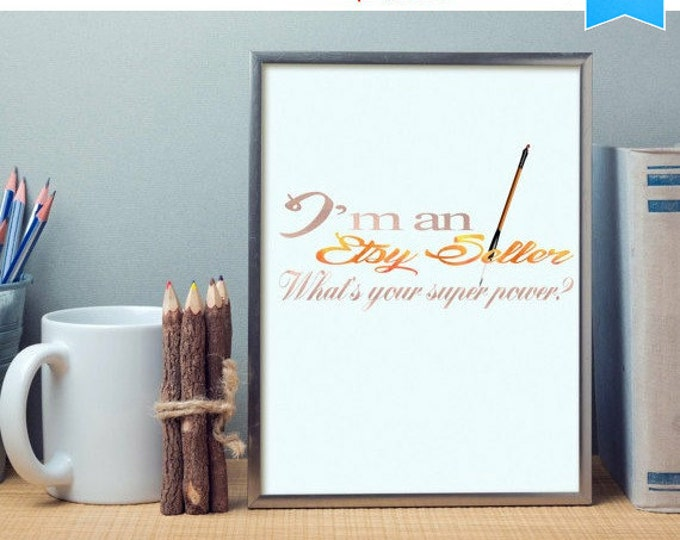 Sale - HUGE SALE EVENT Etsy seller, wall art, digital download, wall art download, etsy shop owner, etsy, seller, self employed, art, craft